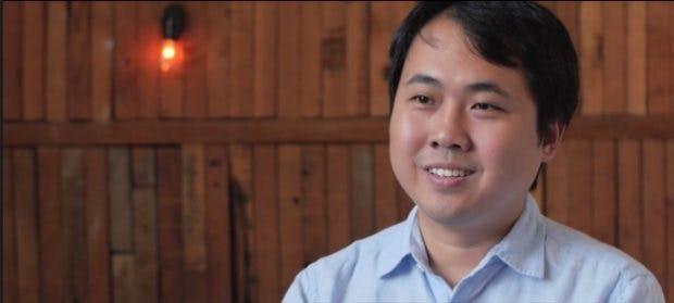 Steven Yang, der CEO von Anker Technology. (Screenshot: Amazon)