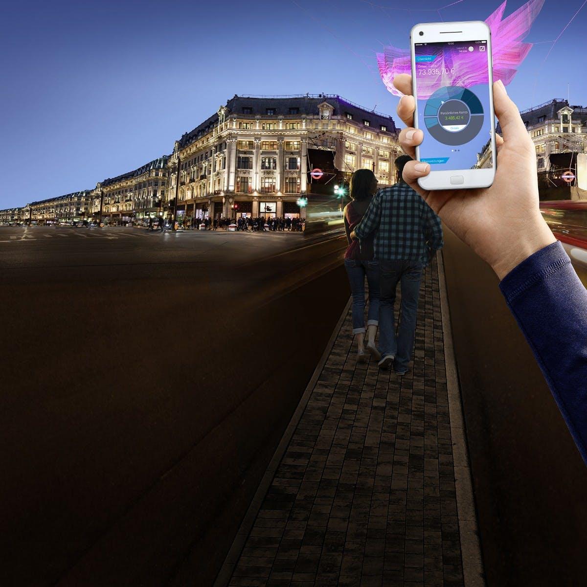 """""""Deutsche Bank Mobile"""": Wie in einer Digitalfabrik die neue Banking-App entstand"""