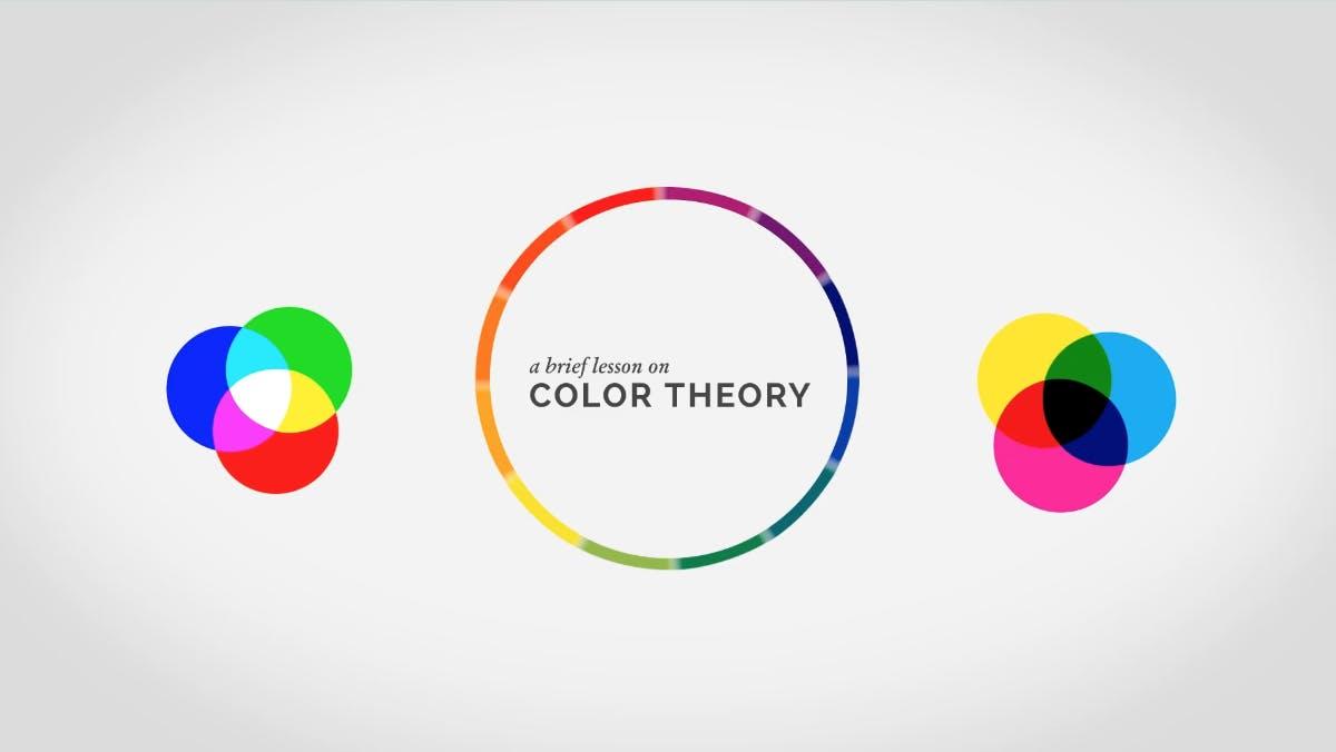 Ein kurzes Lernvideo zeigt die Farblehre in nur 1:30 Minuten