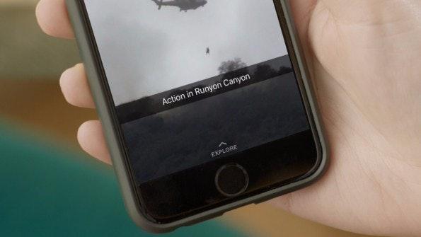 Zu Beginn wird es keine Werbung in Memories geben. (Foto: Snapchat)