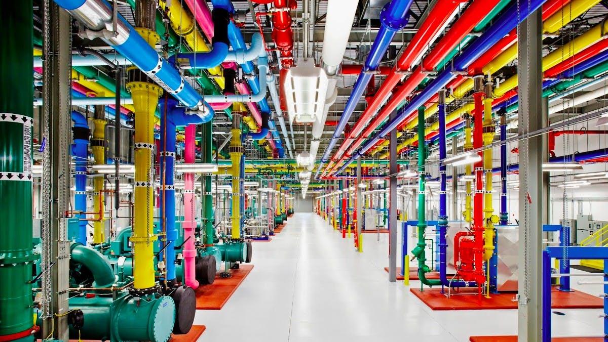 So sichert Google seine Server ab