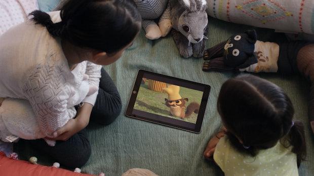 Streaming: So viel Werbung verpassen deine Kinder bei Netflix und Co.