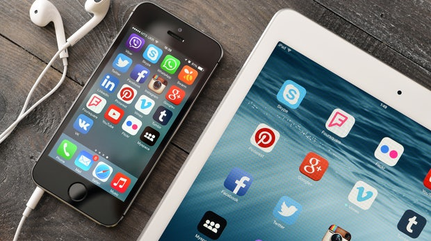 Social-Media-Landkarte 2016: Diese Dienste regieren das Social Web