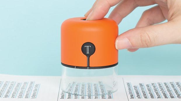 Shazam für Schriftarten: Dieses Gadget erkennt Fonts und Farben für euch