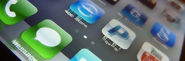 Nur selten schafft es eine App auf unseren Homescreen. Die meisten löschen wir nach kurzer Zeit wieder. #FLICKR#