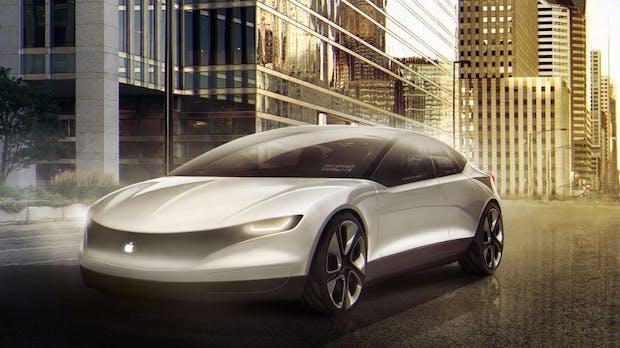 Neue Strategie bei Project Titan: Selbstfahr-Plattform statt Apple-Auto