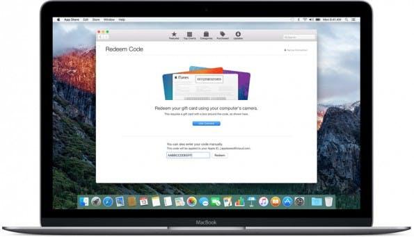 Nach dem Einlsen des Codes steht macOS Sierra schon zur Installation bereit. (Bild: Apple)