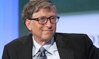 """Bill Gates als Karriere-Ratgeber: """"Geht in die Bereiche Energie und KI"""""""