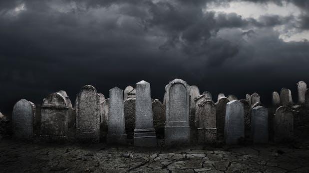 Der Blockchain-Friedhof: Diese Plattformen und Startups haben den Bitcoin-Hype nicht überlebt