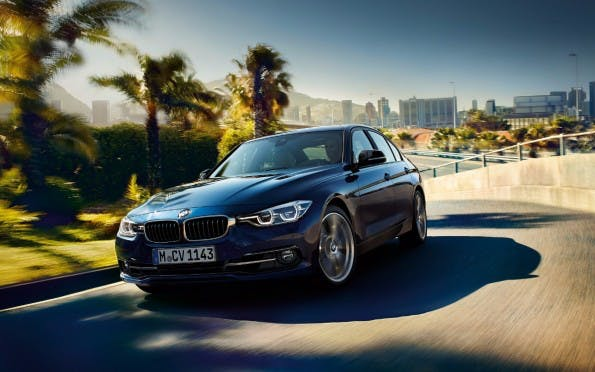 Aktuelle 3er-Serie von BMW. (Foto: BMW)