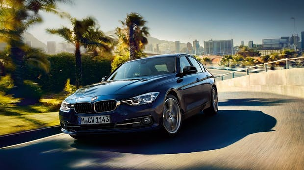 Als Antwort auf Teslas Model 3: BMW soll elektrischen 3er im September zeigen