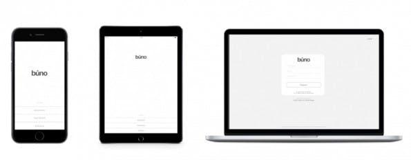 Buno punktet mit einem schicken Interface und Ende-zu-Ende-Verschlüsselung. (Screenshot: Buno)