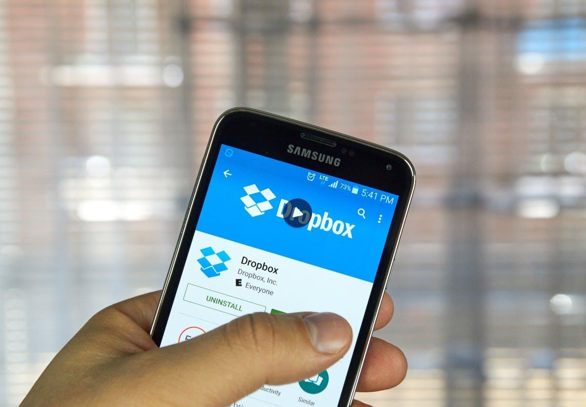 Dropbox mit starkem Börsendebüt: Aktie startet 38 Prozent über dem Ausgabepreis