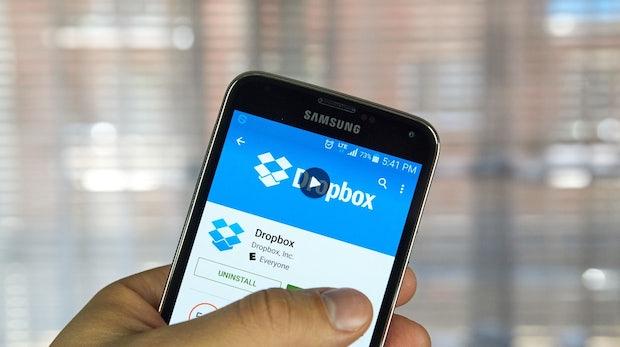 Dropbox bringt Version speziell für Selbstständige