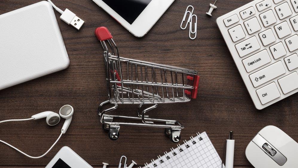 B & q online shopping