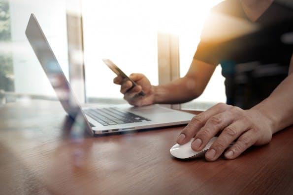 Die perfekte E-Mail an einen Investor umfasst nicht mehr als drei Sätze. (Foto: Shutterstock)