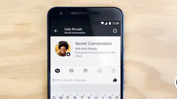Fast wie bei Whatsapp: Facebook Messenger mit Ende-zu-Ende-Verschlüsselung jetzt aktiv