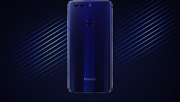 Honor 8. (Bild: Honor)