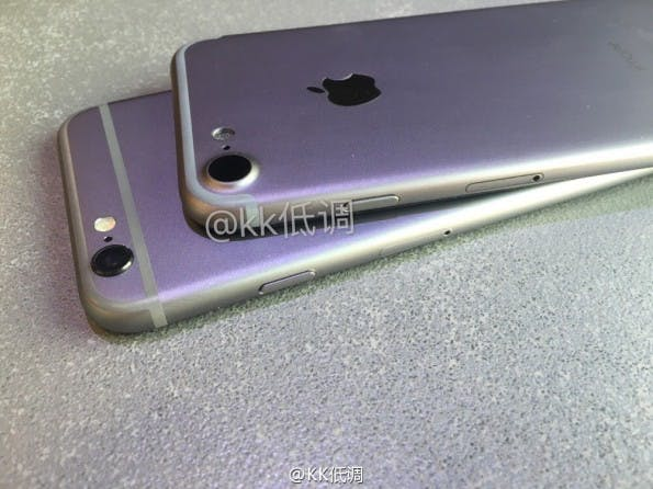 iPhone 7 vs. iPhone 6s. (Foto: )