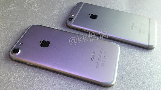 iPhone 7 vs. iPhone 6s. (Foto: