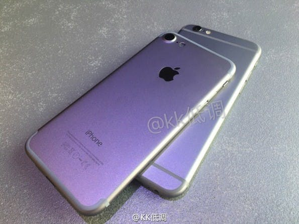 iPhone 7 vs. iPhone 6s. (Foto: Nowhereelse)