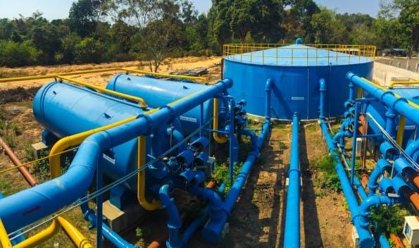 Kritische Infrastruktur: Die Steuerungssoftware eines Wasserwerkes sollte eigentlich nicht über das Internet zugänglich sein. (Foto: Shutterstock)