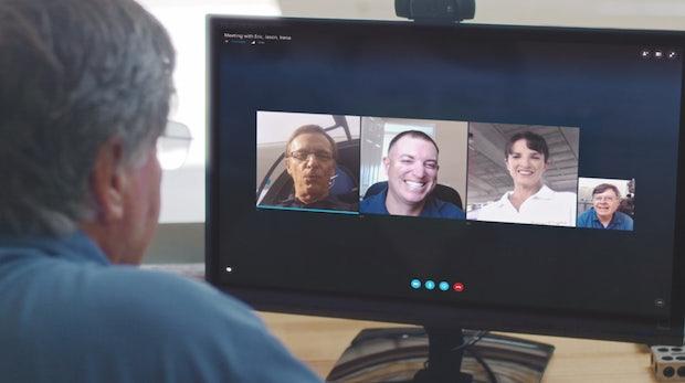 Skype Meetings: Das kann Microsofts Hangouts-Alternative