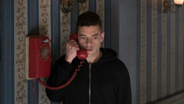 """Programmierer und Hacker Elliot ist auch in Staffel 2 der Held der Serie """"Mr. Robot"""" (Foto: USA Network)"""