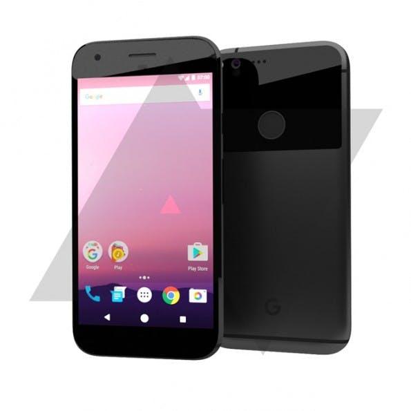 So sollen die 2016er Nexus-Smartphones aussehen. (Bild: Android Police)
