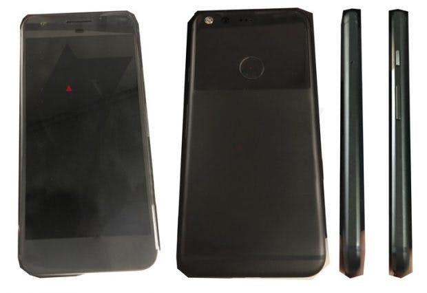 So sollen die 2016er Nexus-Smartphones aussehen. (Foto: Android Police)