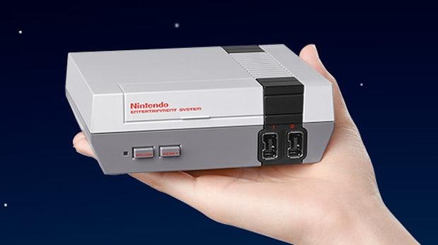 Nintendo NES feiert Comeback: Konsolenklassiker kommt in Mini-Version neu auf den Markt