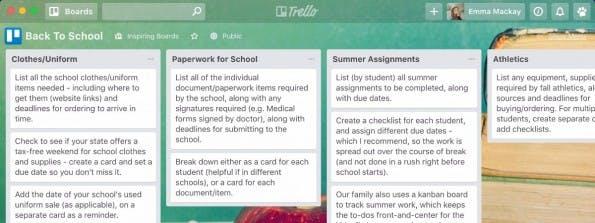 Projektmanagement: Paws ist ein Desktop-Client für Trello. (Screenshot: Paws)
