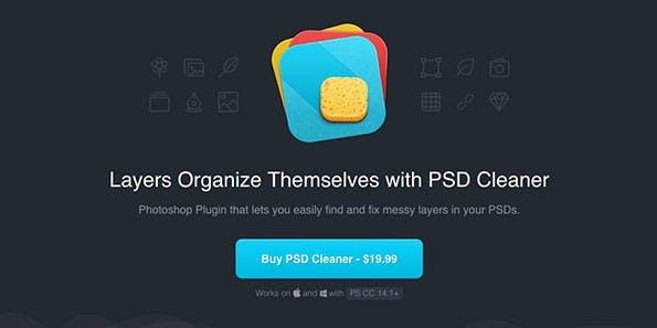 (Screenshot: psdcleaner.madebysource.com)