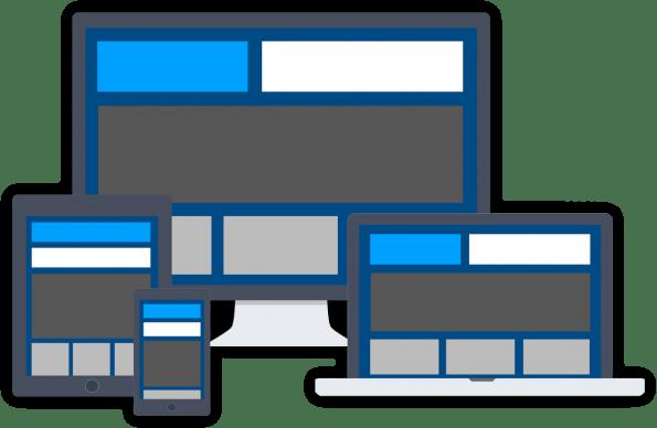 Responsives Design als Grid-Schema (Darstellung: t3n)
