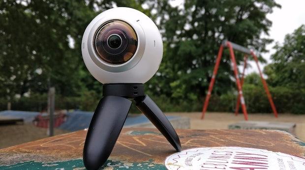 Samsung Gear 360 im Test: Die VR-Kamera für alle?