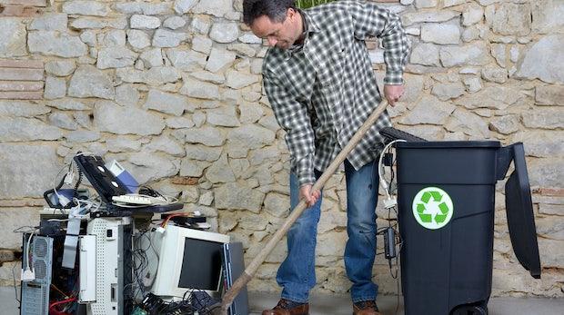 Elektrogeräte-Rücknahme wird zur Abmahnfalle für Händler – alle Infos im großen Ratgeber
