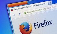 Firefox baut Werbung ein