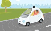 Selbstfahrende Autos: Wenn der Computer am Steuer sitzt