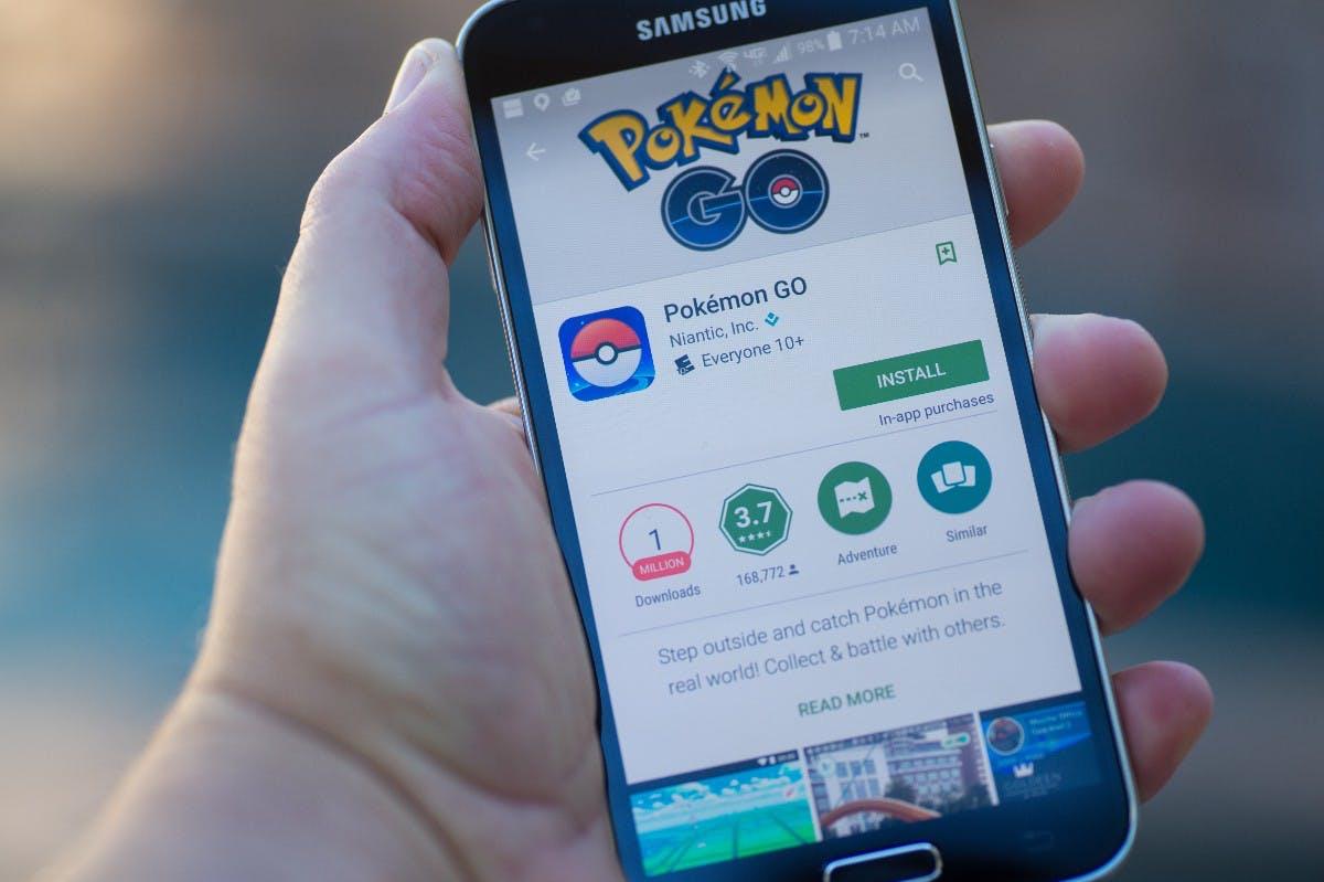 """Niantic: Der """"Pokémon Go""""-Macher wurde mit 4 Milliarden Dollar bewertet"""