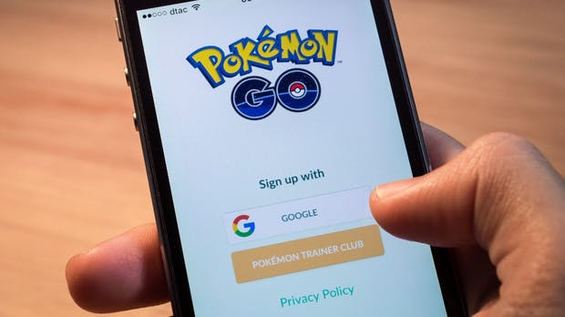 Pokémon Go: Apple meldet Rekord-Downloadzahlen