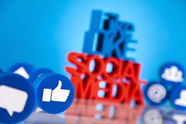 Social-Media-Werbung wird immer wichtiger. (Bild: Shutterstock)