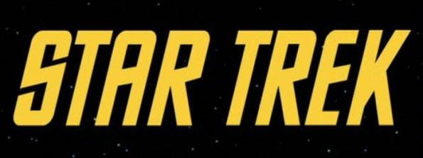 Mit diesem Schriftzug beginnt die Geschichte der Star-Trek-Fonts. (Logo: CBS Studios Inc.)