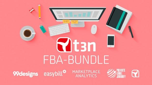 Gewinne unser FBA-Bundle im Wert von 3.000 Euro und skaliere dein Amazon-Business