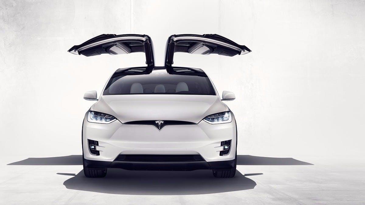 Tesla Model X. (Foto: Tesla)