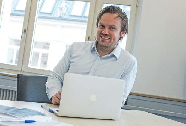 Unister: Geschäftsführer und Firmengründer Thomas Wagner kam kürzlich bei einem Flugzeugabsturz ums Leben. (Foto: Thomas Wagner)