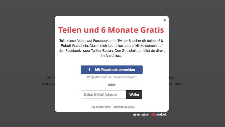 Automatisches Empfehlungsmarketing: Wie Userball euren Kundenstamm erweitern will