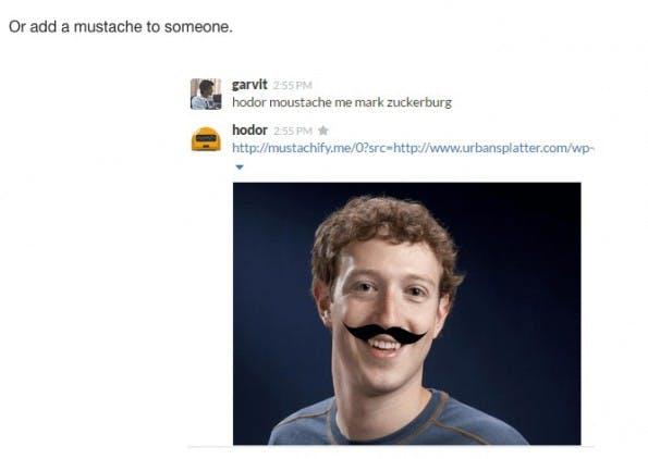 Unternehmenskommunikation wird zum Beispiel mit Tools wie Slack visueller. (Screenshot: Slack)