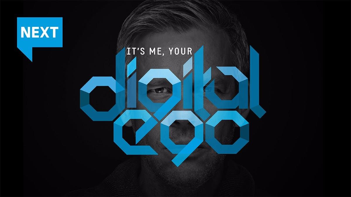 """NEXT Conference: """"It's me, your digital ego"""" – über Menschen und Maschinen [Sponsored Post]"""