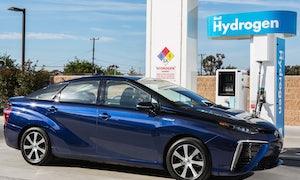 Großes Potenzial, triste Realität: Wasserstoffautos sind kaum gefragt
