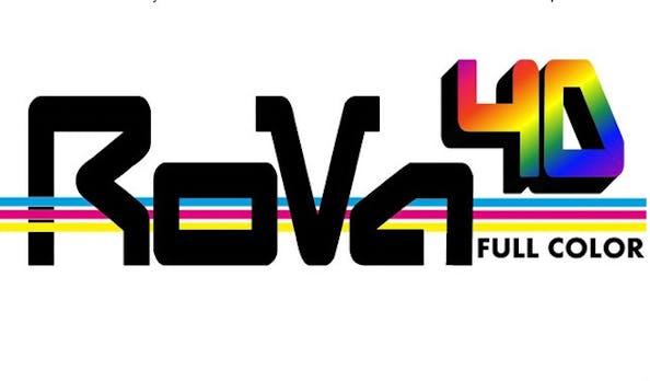 CMYK-Farben aus dem 3D-Drucker: RoVa4D rockt Kickstarter